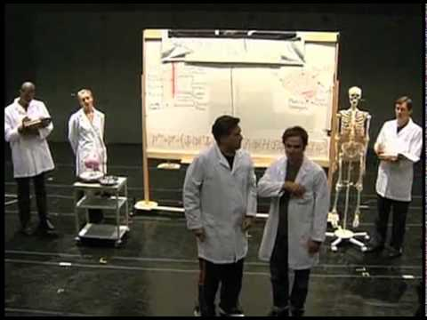 "Young Frankenstein the Musical  ""I Love the Brain!"" Dress Rehearsal Clip"