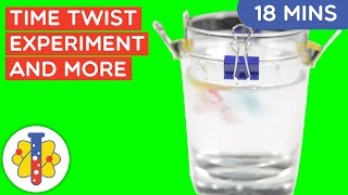 Time Twist Experiment | Science Experiments You Can Do At Home | Lab 360