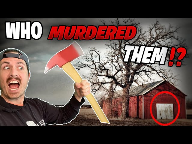 What they find in the barn is NIGHTMARE FUEL   The Hinterkaifeck murders
