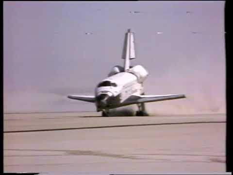 STS-1: The First Space Shuttle Mission, April 12-14, 1981