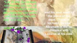 Dụ ngôn ông nhà giàu và anh La-da-rô nghèo khó _ CN XXVI-C