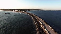 Amazing Aerial footage of Gooseberry and Horseneck Westport MA