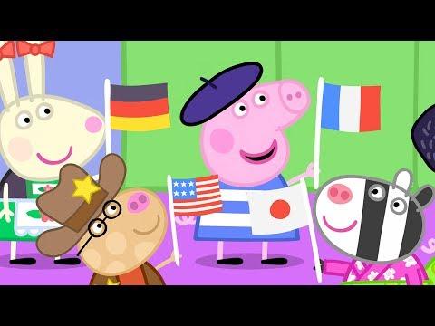 Свинка Пеппа на русском все серии подряд 🎈2019 | Мультики