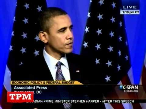 Obama Presses Journalists On False Equivalence