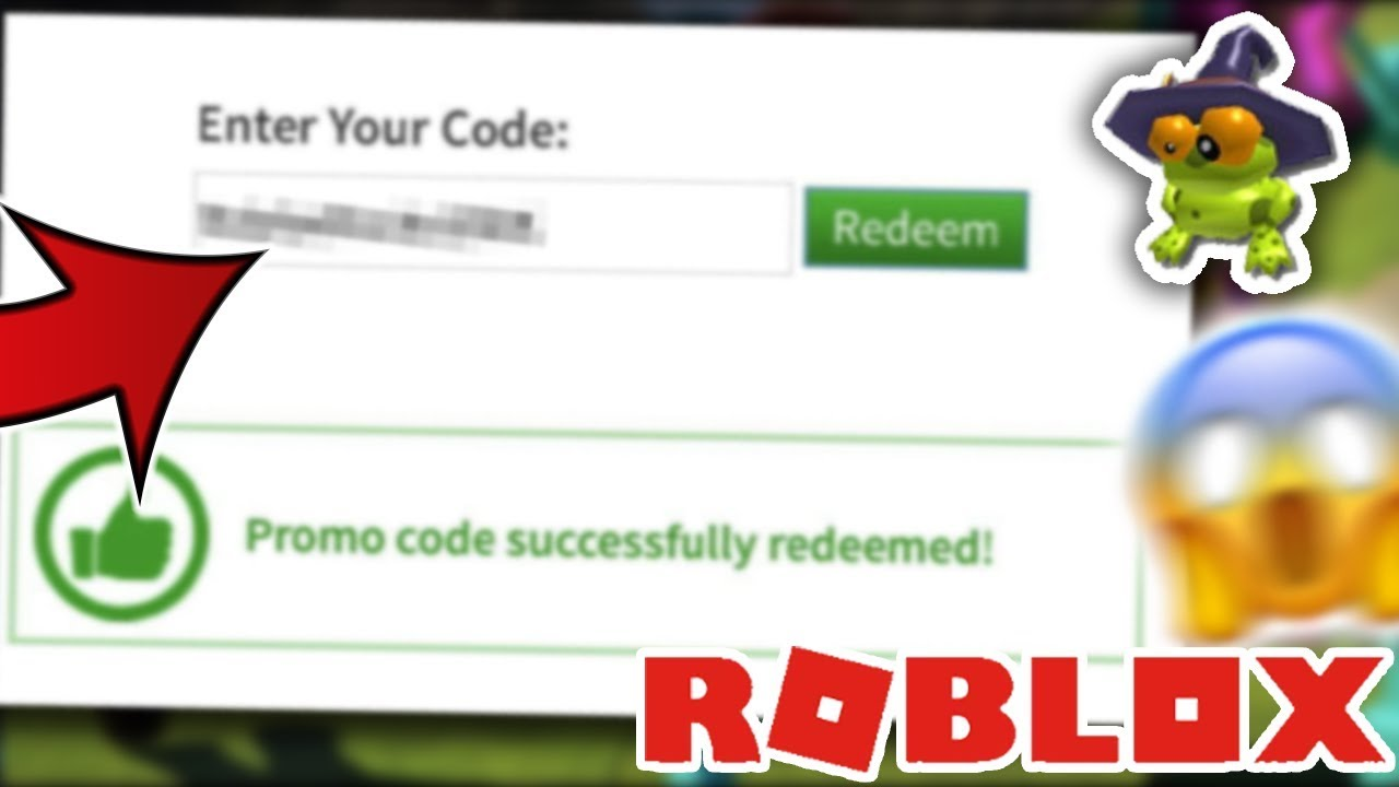 Enter This New Roblox Promo Code For Free Robux November 2019