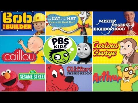 PBS KIDS SHOWS