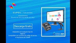 Descarga e Instala Sistema de Punto de Ventas (COMPLETAMENTE GRATIS) screenshot 3