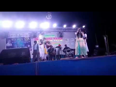 Miss Pinki Mahata Jhumur Song Stese Program