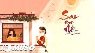 Sao Em Nỡ - Jaykii ft Hiền Hồ | Lyrics Video
