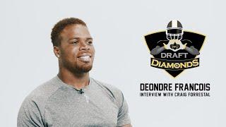 2020 NFL Draft Prospect Interview: Deondre Francois, QB, Hampton University by Craig Forrestal