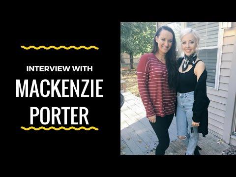 MacKenzie Porter Interview