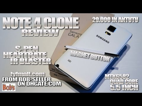 ZENTECH - insanity with style   : Note 4 Clones/Replicas MTK6582