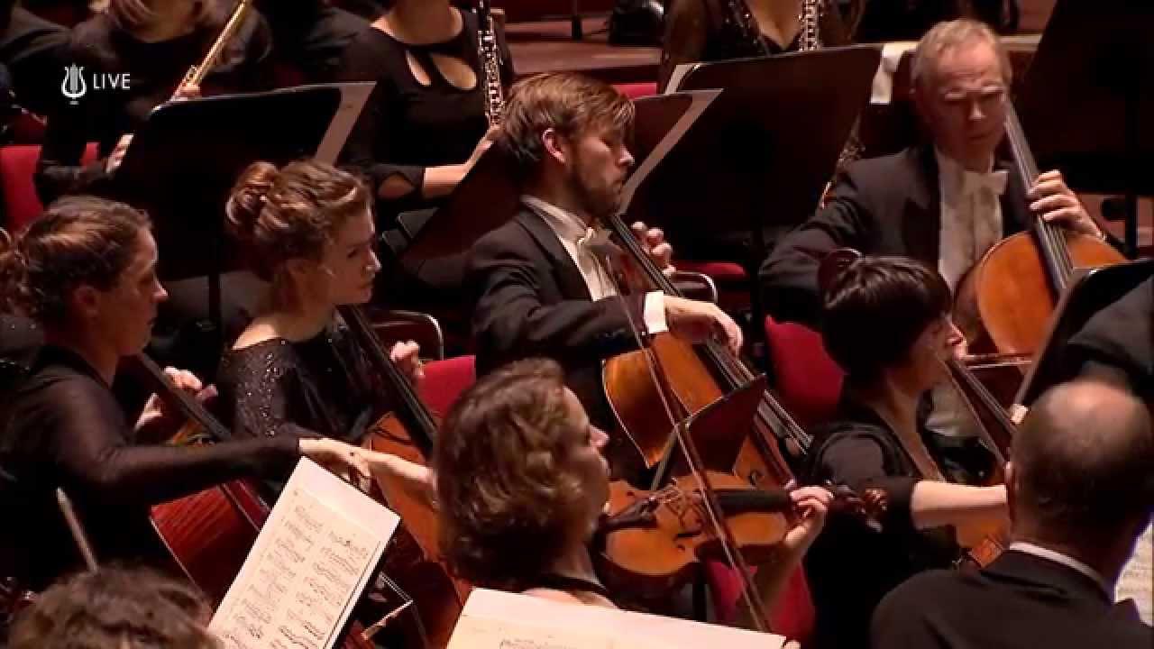 Bernard haitink the chamber orchestra of europe brahms for Chamber orchestra of europe