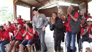 Boxer Superstores Youth Leadership Experience 2015