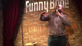 Cliff Mula Funny bone 12/23/18