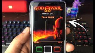 O Fantastico Novo Emulador Java Para Android, God Of War, Prince Of Persia E Mais