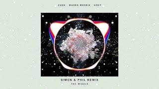 Download Lagu Zedd, Maren Morris & Grey - The Middle (Simon & Phil Remix) Mp3