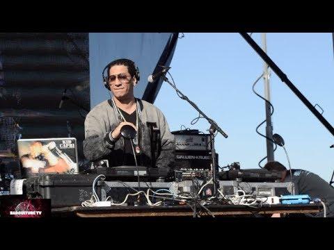 Kid Capri TASTE OF SOUL FULL Performance Los Angeles