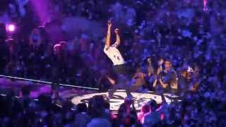 """Coldplay- """"A Sky Full of Stars"""" (720p) Live @ the IHeartRadio Fest 2014"""