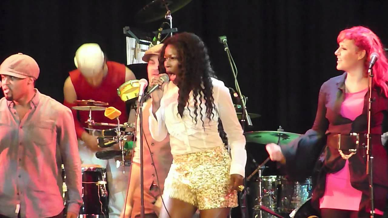 Incognito Featuring Vanessa Haynes Live In London May 2012 Youtube