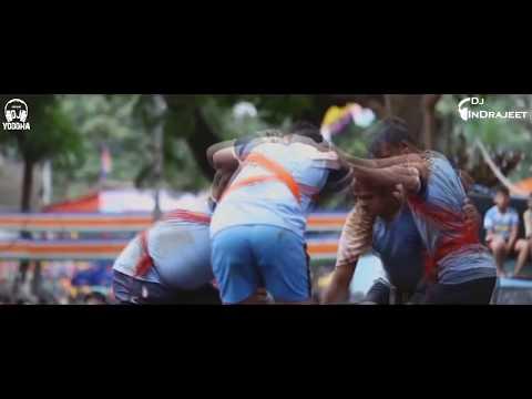 Govinda Aala Re - Tapori Style   Remix Dj Yoddha   Visual Dj InDrajeet   JBP