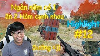 Pino.NTK • Highlight PUBG #12 | WTF x2 Hòm Air Drop - Lucky ✔ thumbnail