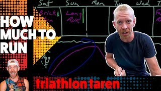 HOW MANY times a week should TRIATHLETES RUN?