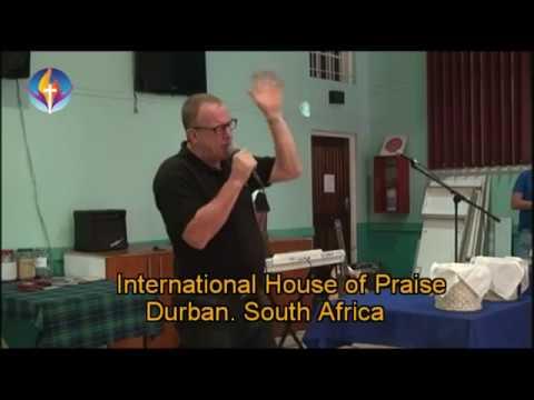 IHOP Durban LIVE Stream Sunday Morning Service  28 May 2017