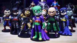 DC Artists Alley Statues by Chris Uminga | Best of 2018?