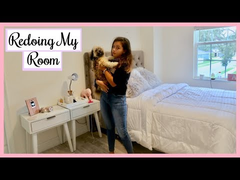 REDOING MY ROOM 2018 | IT'S ME ALI