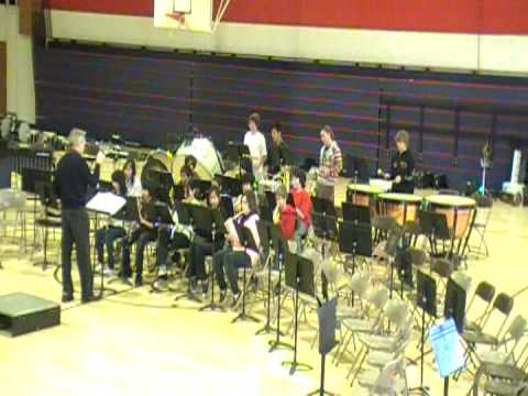 Nelson Avenue Middle School Band