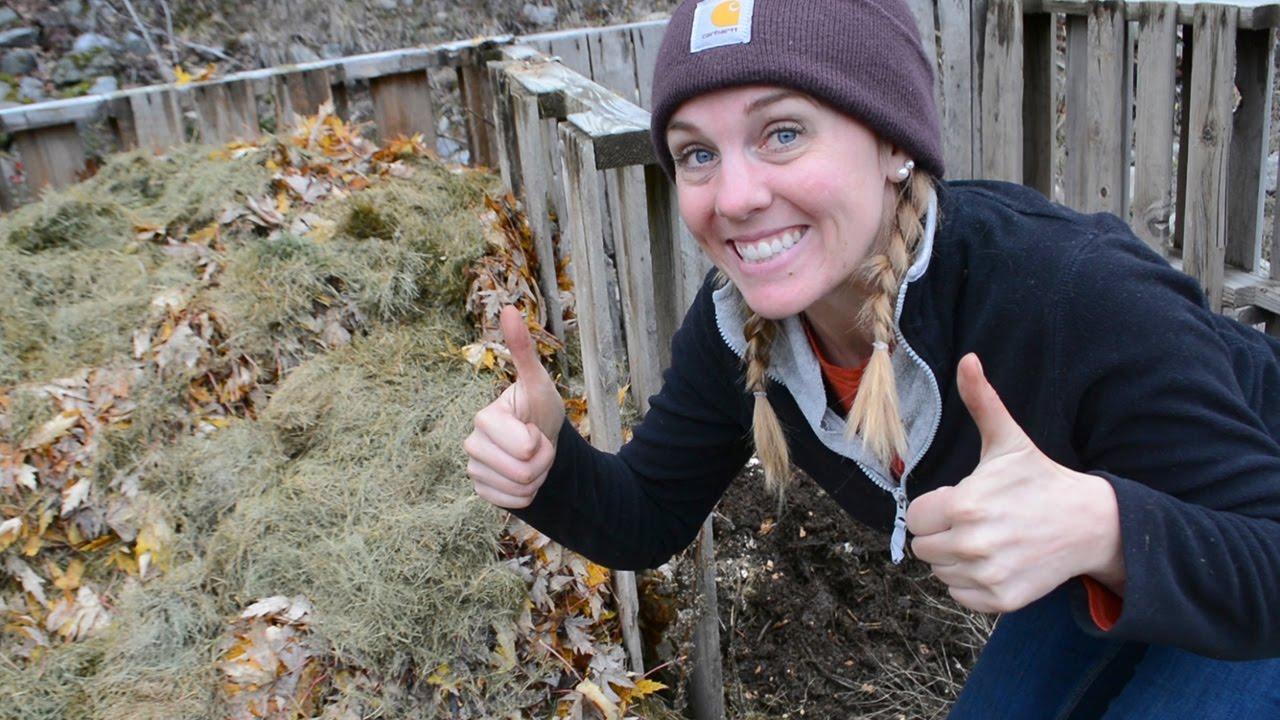 Creative Spark: Building a Compost Bin