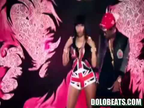Big Sean Feat  Nicki Minaj   Dance A$$ Official Video