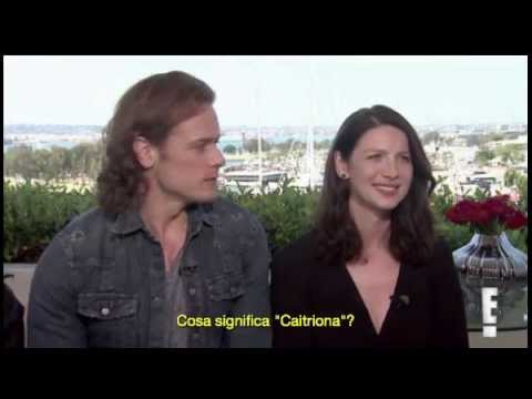 Outlander Star Sam Heughan Opens Up About His Love Life