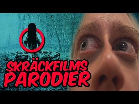 6 LÄSKIGA FILM-PARODIER (ses på egen risk)