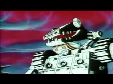Robotix The Series 1985 Youtube