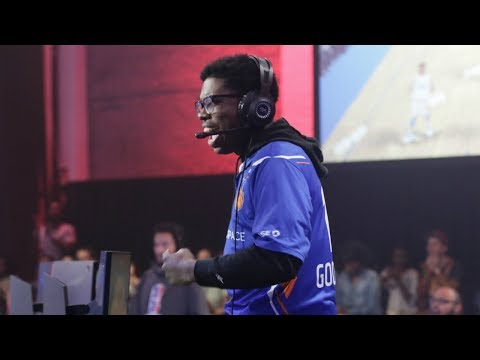 NBA 2K League | Condensed Game: Knicks Gaming vs. Warriors Gaming Squad (THE TURN)