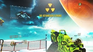 "Infinite Warfare: World's First ""DE-ATOMIZER STRIKE"" TACTICAL NUKE in Call of Duty Multiplayer Beta"