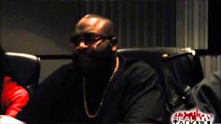 The 50 Cent & Rick Ross Beef Gets Settled