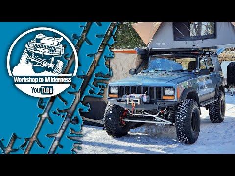 Jeep Cherokee XJ Diesel: Post Expedition Build Recap - Part 1