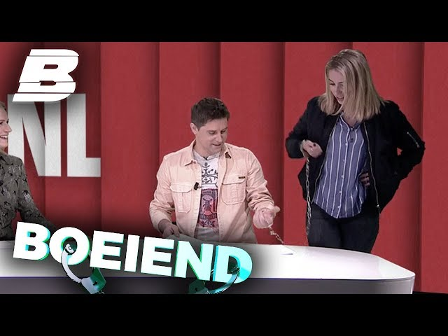 LIVE TV-UITZENDING CRASHEN | BOEIEND - Concentrate BOLD