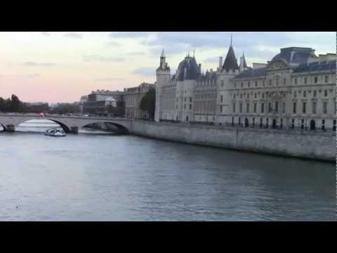 Paris - La Seine entre le Pont au Change et le Pont Neuf - La Conciergerie