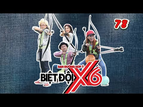 Let us experience Archery Tag with Tien Dat - Cat Tuong - Si Thanh - Miko and guests