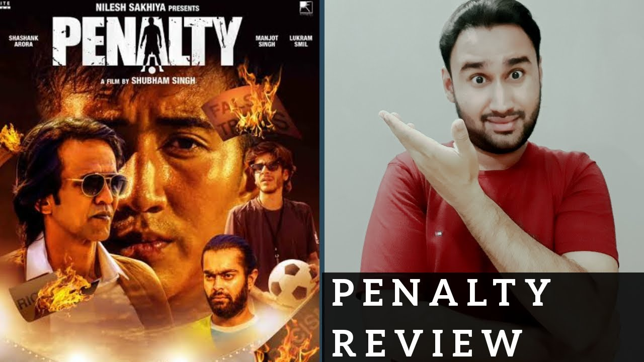 Penalty Review | Netflix Film Penalty Review | Faheem Taj