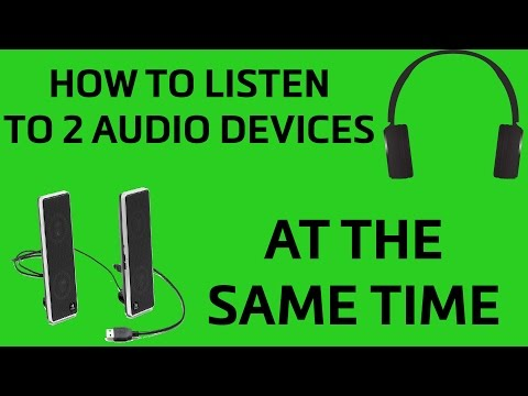 how-to-listen-to-2-different-audio-outputs-at-the-same-time-on-windows