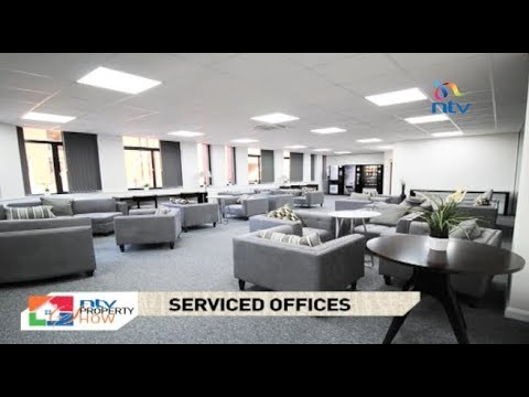 NTV Property Show essentials - Serviced offices