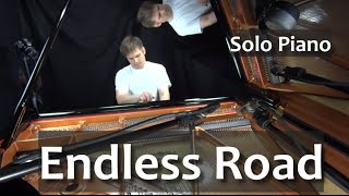 Endless Road - original composition by Dirk Ettelt with sheet music