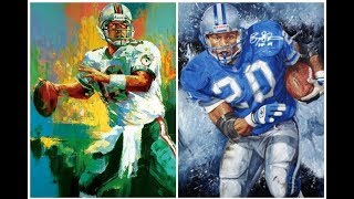 Barry Sanders vs Dan Marino (Lions vs Dolphins) 1997