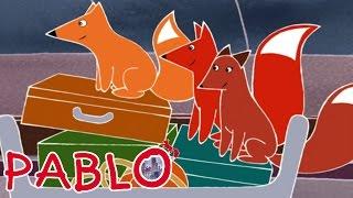 Pablo - The train journey S01E24 HD | Cartoon for kids