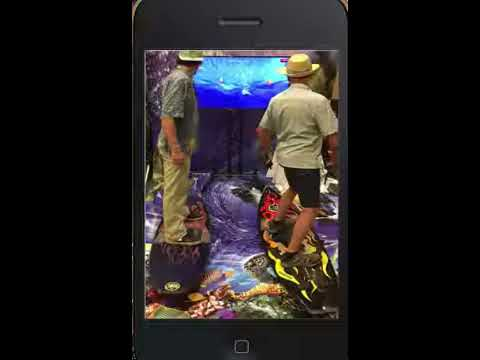 Virtual Surfing Interactive Displays Trade Show Promotions